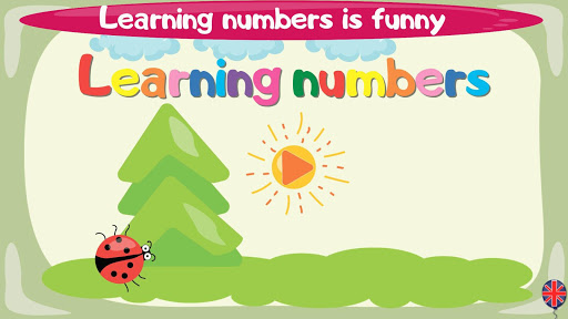 Learning numbers is funny