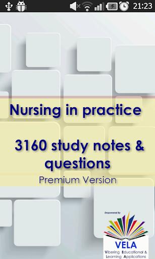 Nursing: Professional Practice