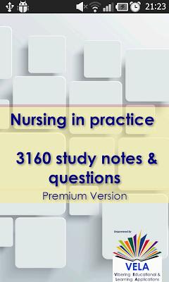 Nursing: Professional Practice - screenshot