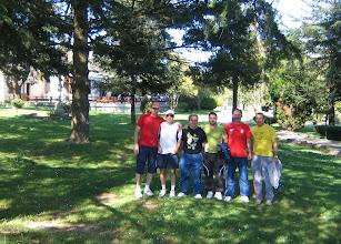 Photo: CLUB DE TENIS SANTO DOMINGO (ORENSE) 11/04/2010