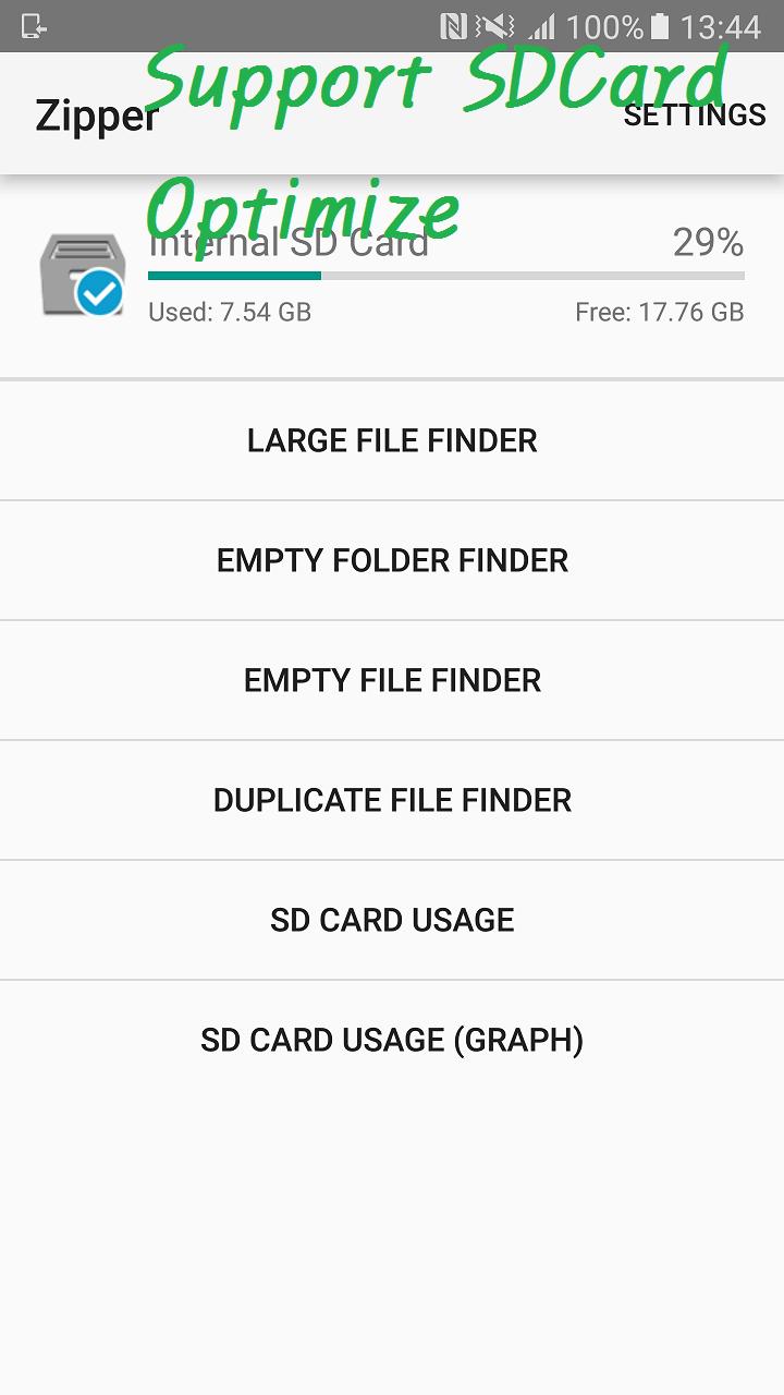 Zipper - File Management Screenshot 4