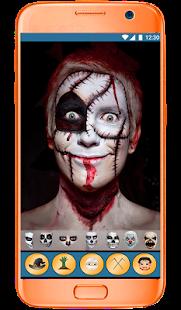 Halloween Makeup Face Changer - náhled