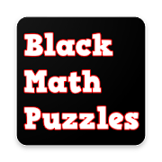 Black Game: Math Puzzles PRO 2020