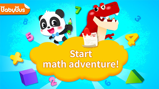 Baby Panda's Math Adventure Apk 1