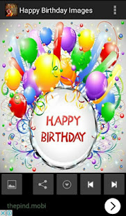 Happy birthday images apps on google play screenshot image thecheapjerseys Image collections