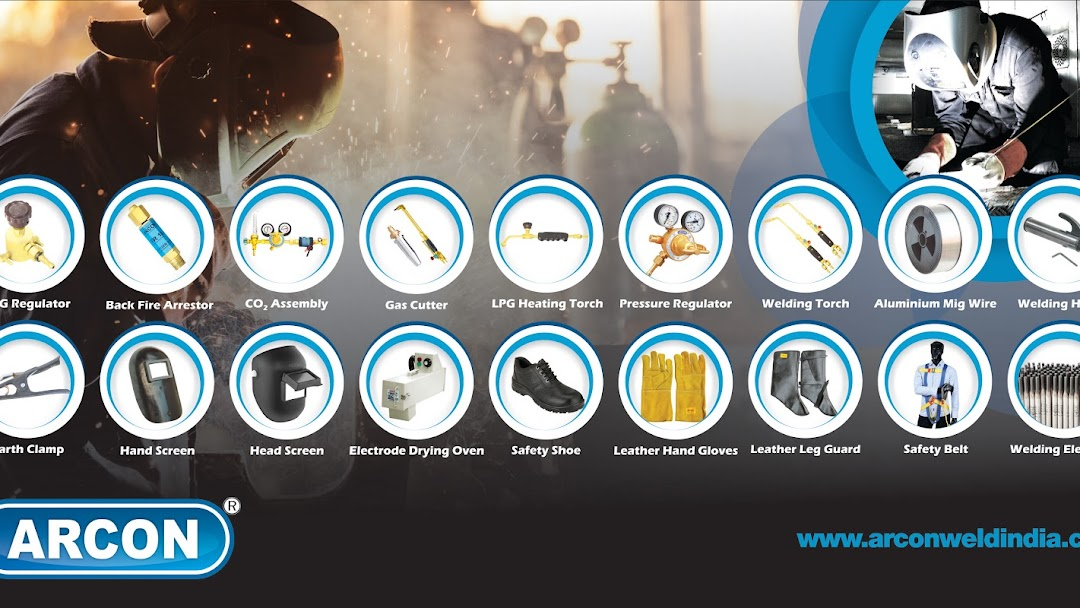 Mitco Weld Products Pvt  Ltd  (Brand ARCON) - A Welding Product