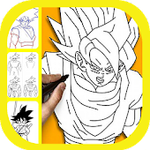 Learn to Draw Dragon Ball