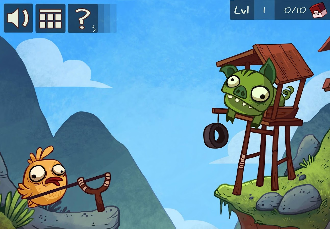 Troll Face Quest Video Games- screenshot