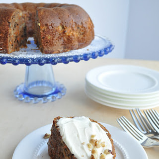 English 14-Carrot Cake