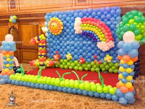 Photo: Rainbow Theme Party From Modern Entertainment Mr.Akhil