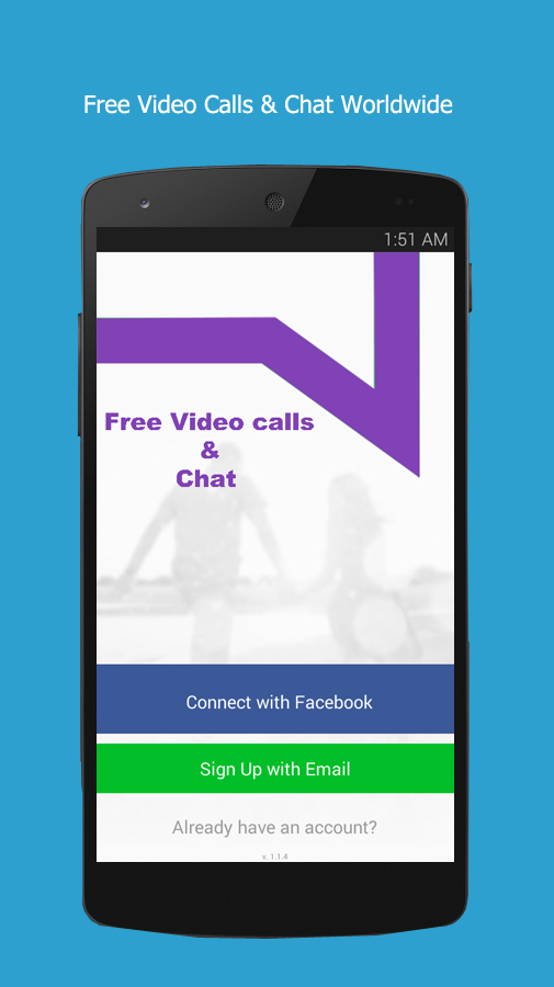 Free Video Calls and Chat- screenshot
