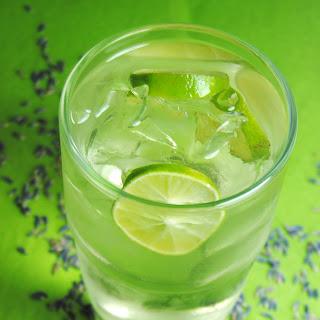 Lavender Tequila Cooler.