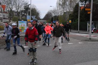 Photo: 2015-04-22 1e Haarlem Night Skate