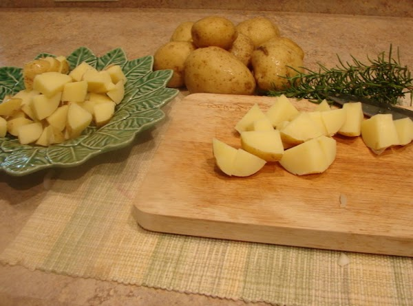 Place potatoes in large pan. cover with cold water.  Bring water to a...