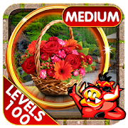 Challenge #100 Garden Escape Hidden Objects Games‏