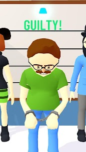 Line Up Draw the Criminal Mod APK 1.1.4 (No Ads) for Android 5