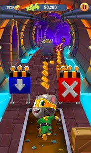 Talking Tom Gold Run Apk Download For Android and Iphone Mod Apk 6