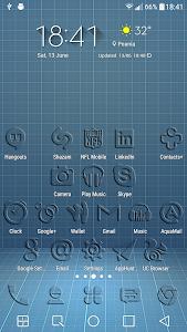 Type6 - Icon Pack v1.0