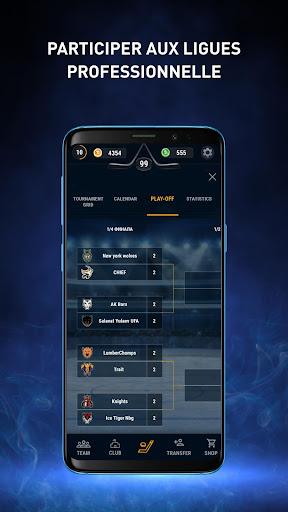 Télécharger Gratuit Big6 Hockey Manager apk mod screenshots 4