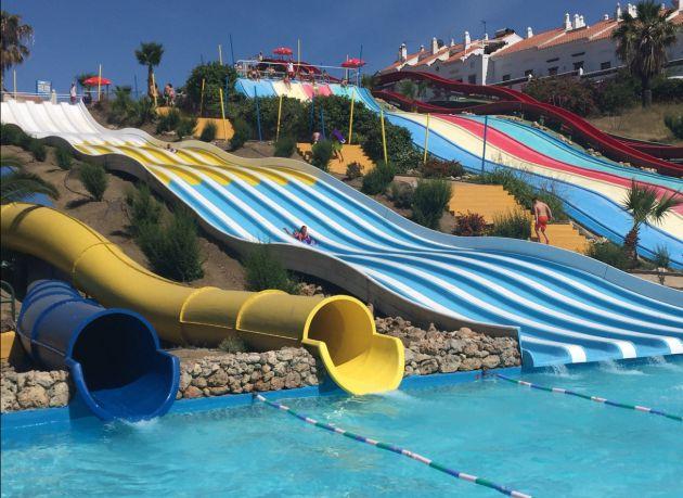 Foto de TRIPADVISOR del Parque Acuático Aquavelis en Málaga.