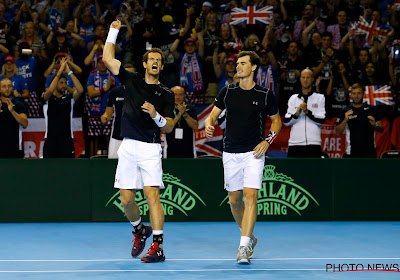 Andy Murray gaat met broer Jamie dubbelen in Washington