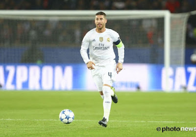Ramos, un beau but qui lui coûte cher