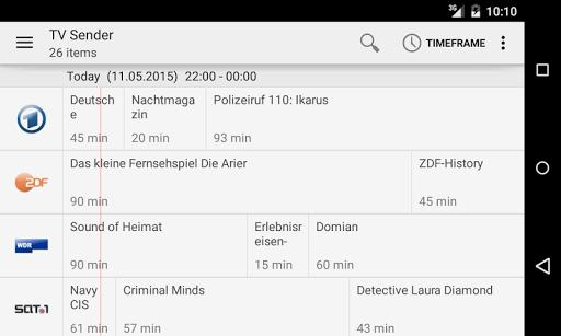 TVHClient  screenshots 5