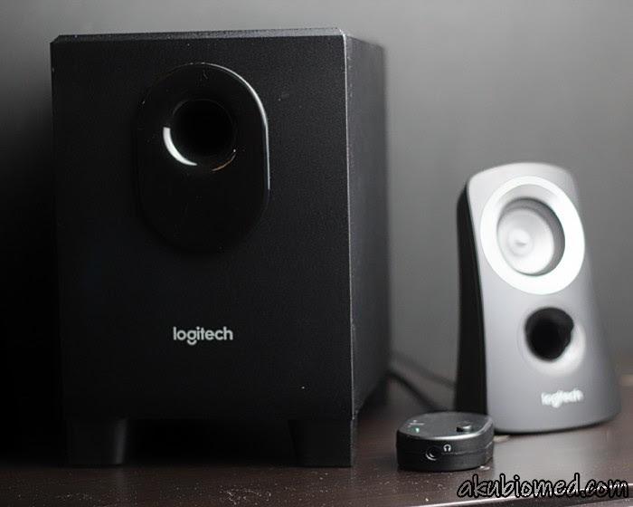Speaker Subwoofer Logitech Z313