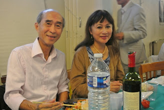 Photo: Anh Thong (jjr) et Viviane