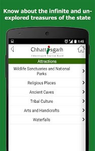 Chhattisgarh Tourism screenshot 5