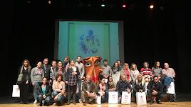 Presentación del proyecto en la mañana de ayer en el Auditorio Municipal de Vera.