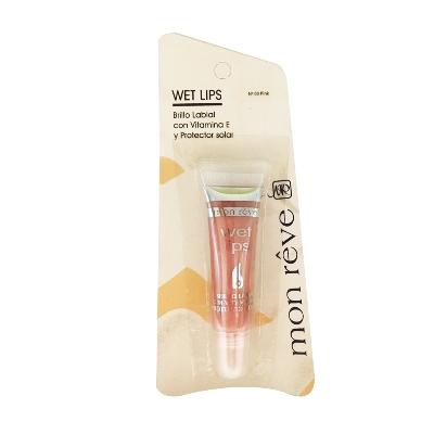Labial Mon Reve Wet Lips 03 Pink Lab Mon Reve Wet Lips 03 Pink (M1580f)