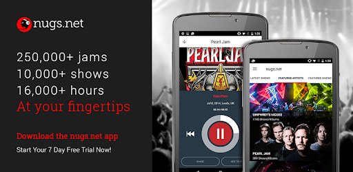 Live Music | Unlimited on-demand streaming. +20K concerts. New shows added daily