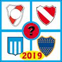 Adivina el Escudo del Futbol Argentino ⚽ Quiz 2019 icon