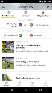 Fortuna Liga - náhled