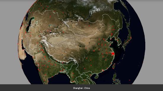 Earth 3D screenshot
