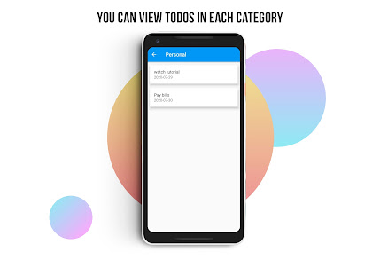 Download To Do List For PC Windows and Mac apk screenshot 3