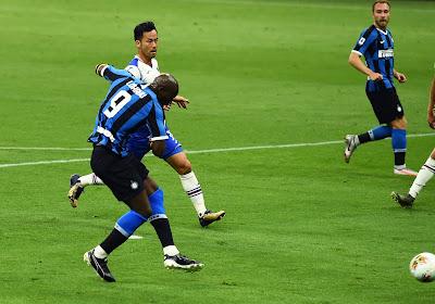 🎥 L'Inter, avec un doublé de Lukaku, s'impose à la Genoa et revient à quatre points de la Juve