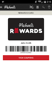 Michaels Stores- screenshot thumbnail