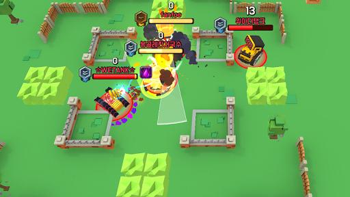 wetank.io: crash of super tanks screenshot 2