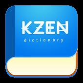 KZEN Қазақ-ағылшын сөздігі