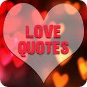 Love Quotes Wallpaper!