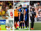 Bondsparket is absoluut niet mild en zwaait met lange schorsingen voor Carcela (Standard), Ocansey (Eupen) en Van Wijk (KV Mechelen), Wesley Moraes (Club Brugge) moet voorkomen