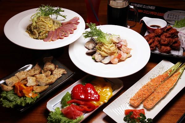 安平區-台南餐廳麥樂比而-永華餐酒館~餐酒館裡竟然供應80元平價高水準義大利麵!!!