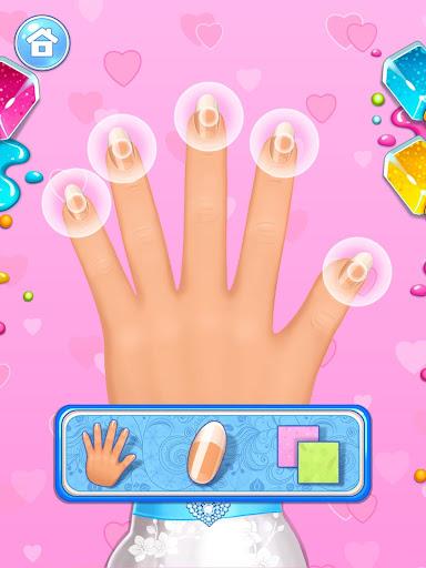 Kids nail salon 1.0.4 screenshots 1