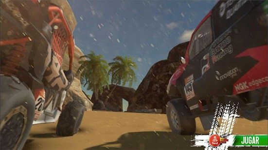 Dakar Game - náhled