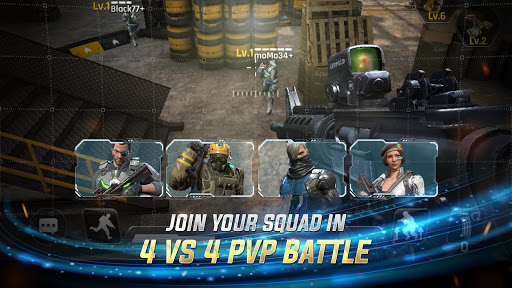 BlackShot M : Gears screenshot 6