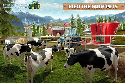 Nuremberg Mega Organic Tractor Farming SIM 2020 screenshots 17