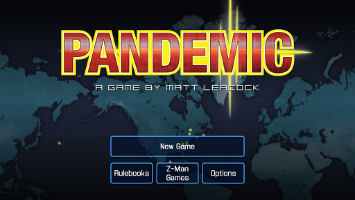 Pandemic: The Board Game  screenshots 1