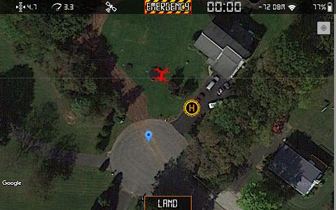 AR.Pro 3 for Bebop Drones screenshot 4